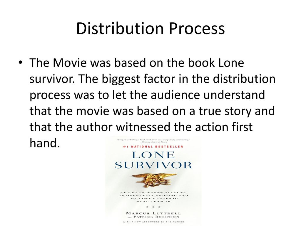 lone survivor theme