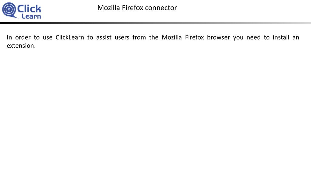 Mozilla Firefox Install