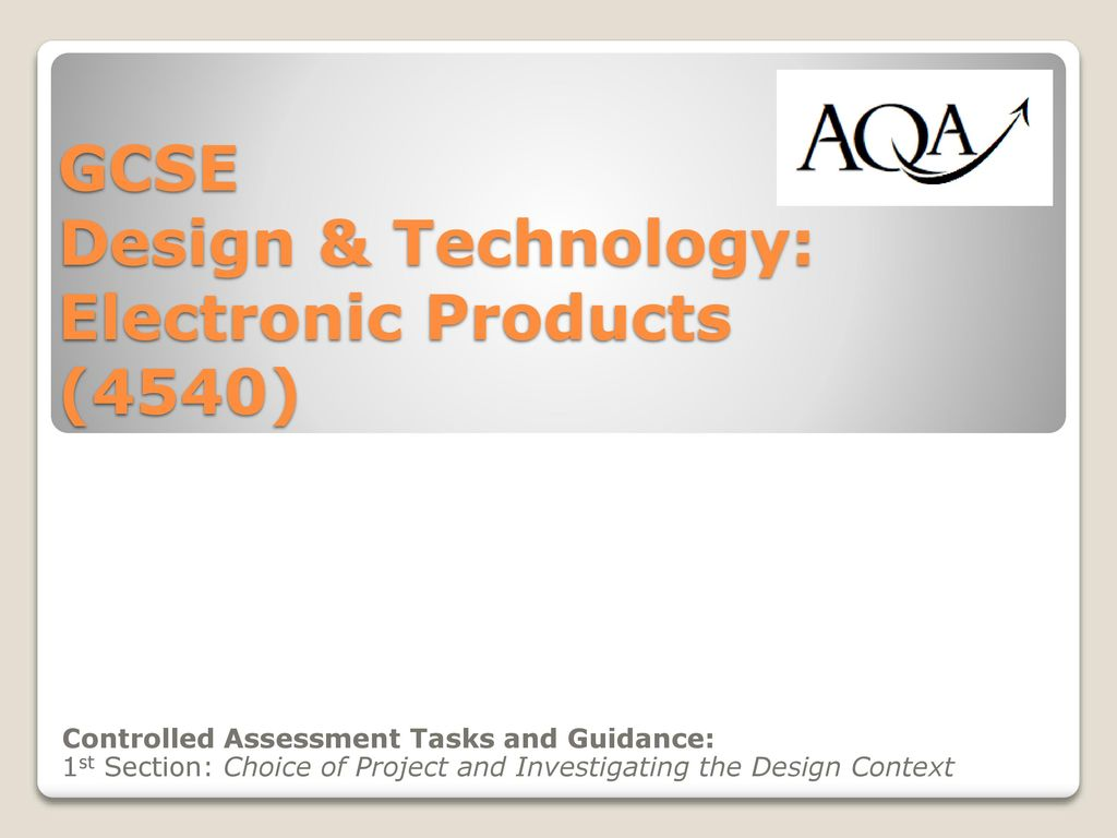Gcse Design Technology Electronic Products 4540 Ppt Download Relay Switch