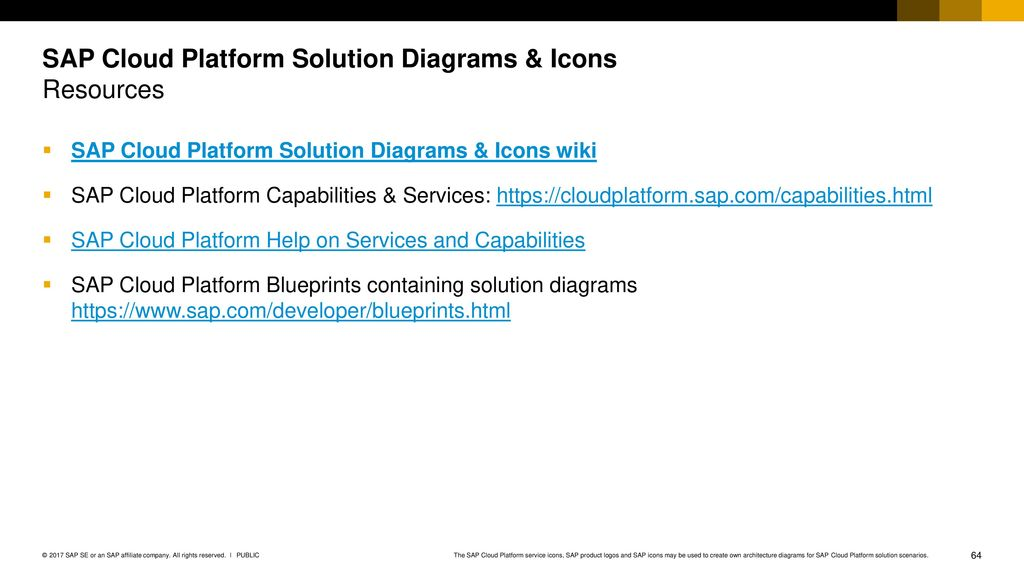 Sap cloud platform solution diagrams icons guidelines v03 ppt sap cloud platform solution diagrams icons resources malvernweather Image collections