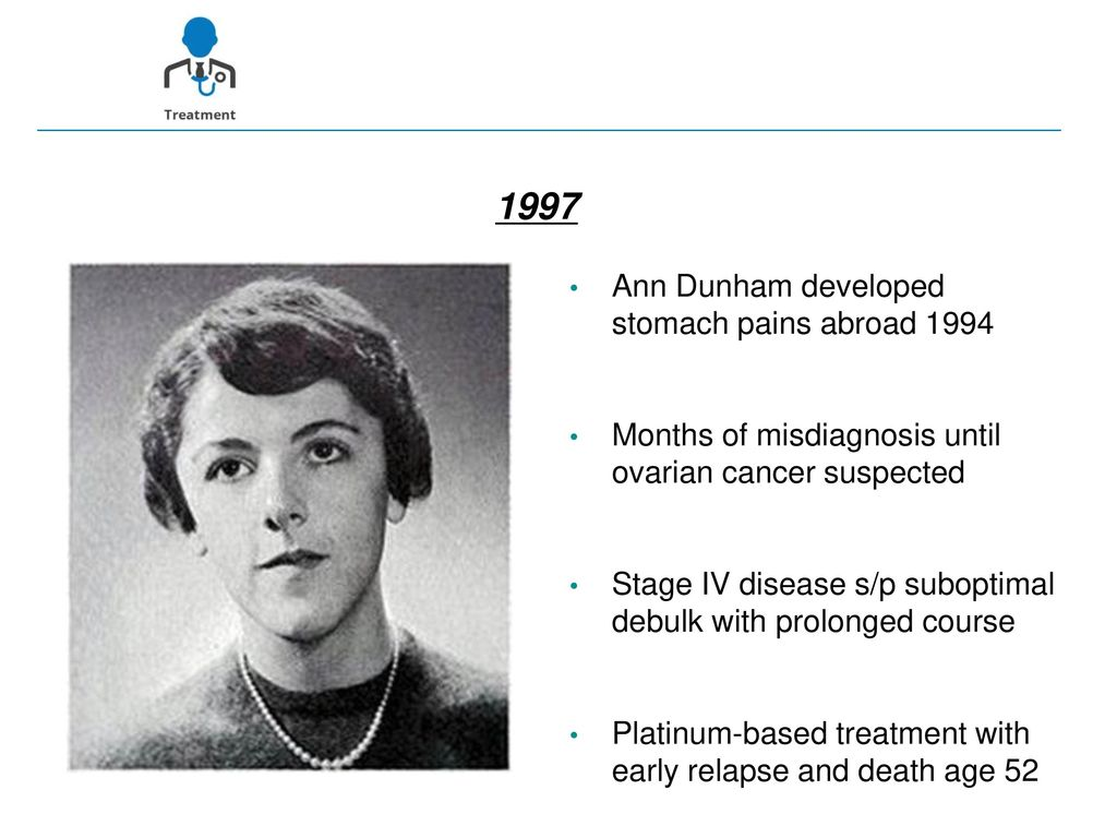 Ovarian Cancer: The Last 20 Years – The Next 20 Years - ppt