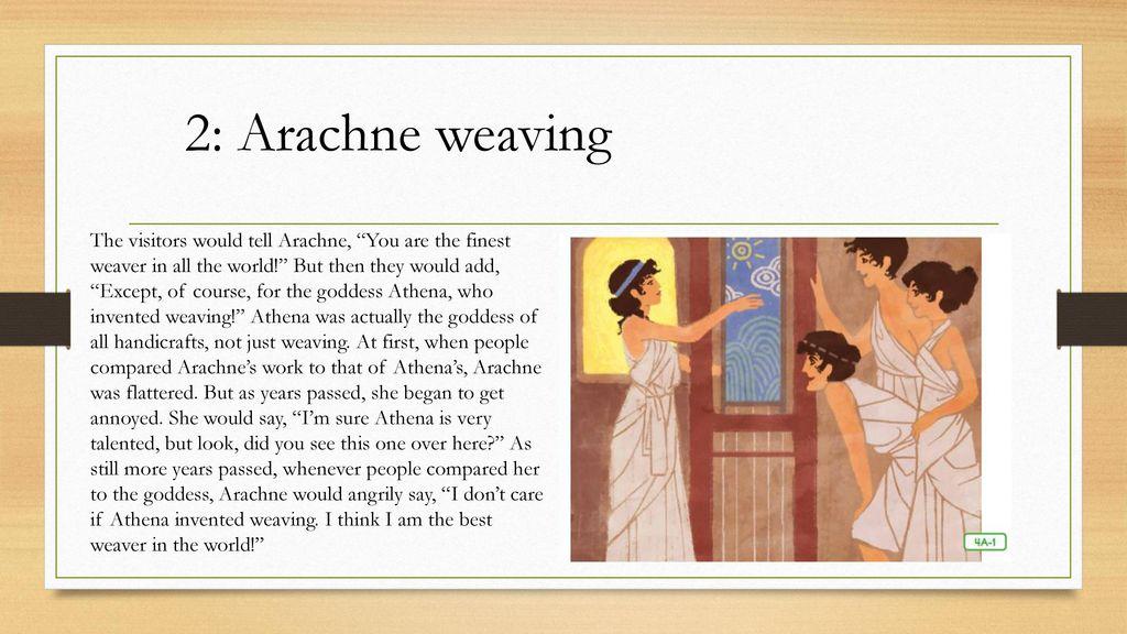 athena weaving