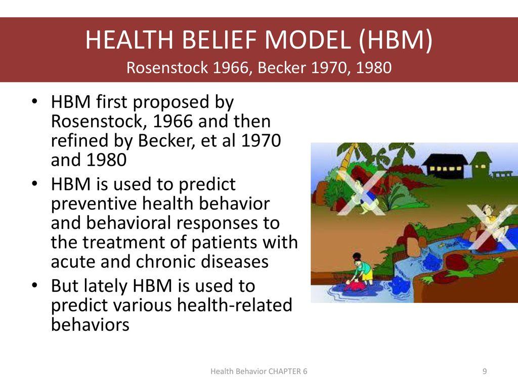 The Health Belief Model Ppt Download