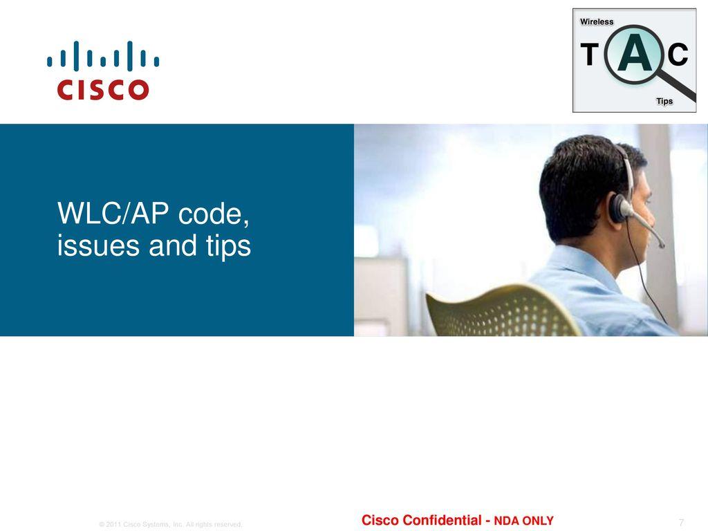 Wireless Partner TAC Tips October 25, ppt download