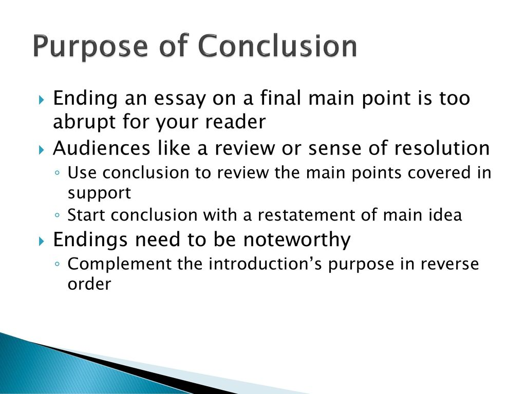 Algebra 2 Help Online Purpose Of Conclusion Ending An Essay On A Final Main Point Is Too Abrupt  For Your Political Science Essay Topics also We Take Your Online Class Syllabus Changes Essay Due Dates Reading Assignments Narrative  Science Topics For Essays