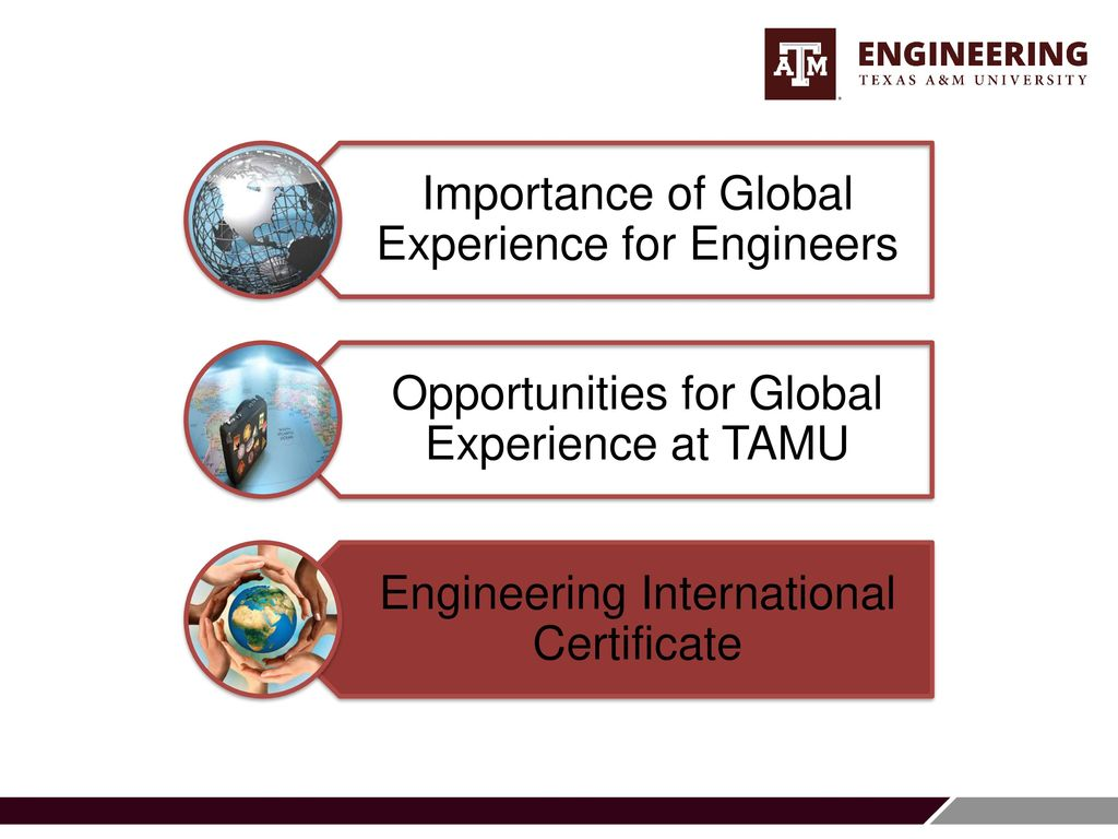 Halliburton Engineering Global Programs - ppt download