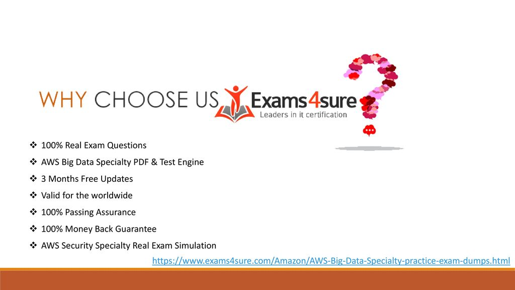 Want to [pass AWS Big Data Specialty Exam? - ppt download