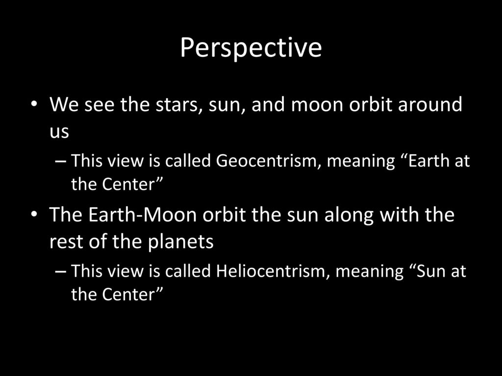 Earth Moon Sun System Ppt Download