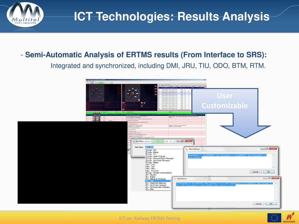 ERTMS Application on Tests and Maintenance - ppt download