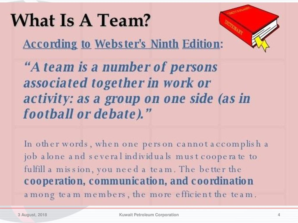 Structured Reflection on Team Performance - ppt download