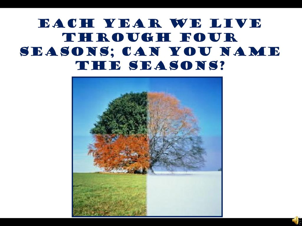 The Four Seasons Spring, Summer, Fall, Winter Written by