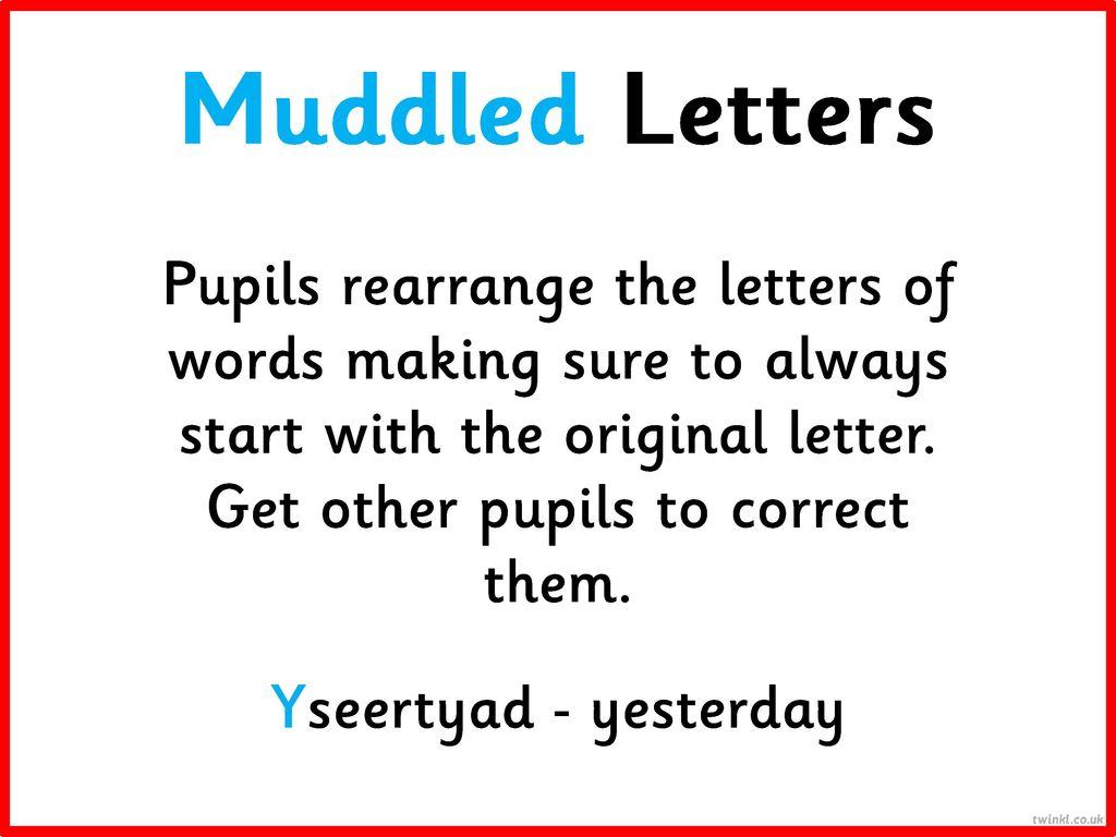 Spelling Getting It Write Wright Right Ppt Download