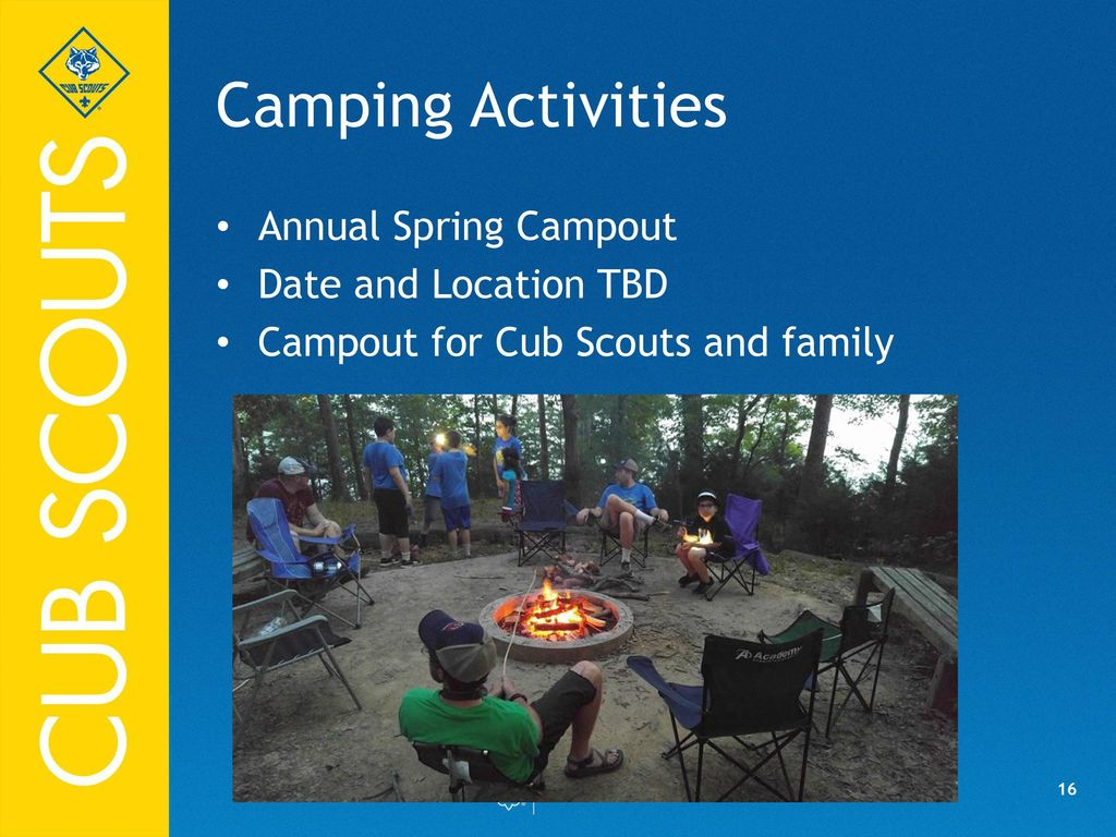 Cub Scout Pack 3037 Chattanooga, TN - ppt download