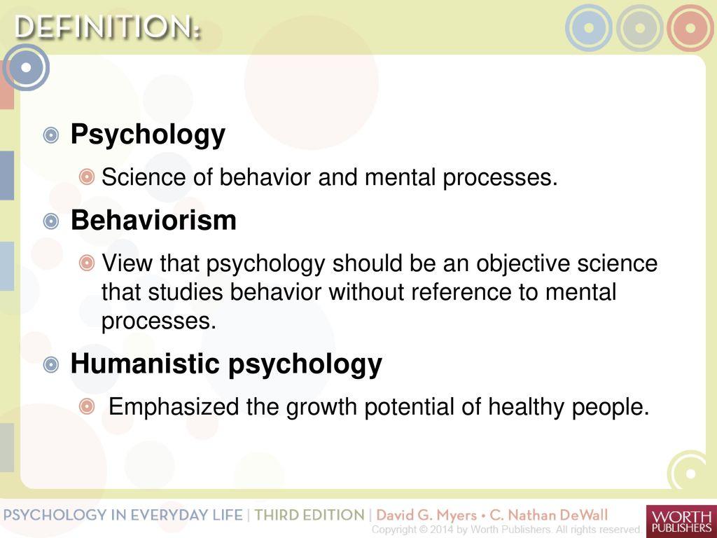 humanistic psychology studies