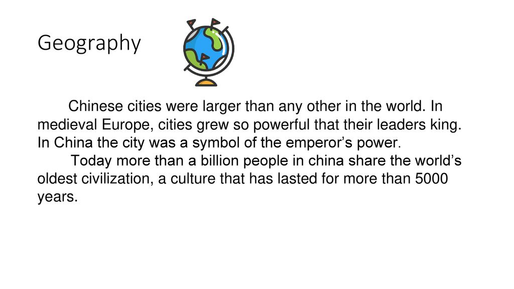Early China Civilization Ppt Download