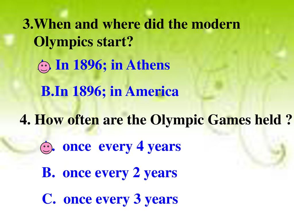 Olympic Games - Wikipedia]