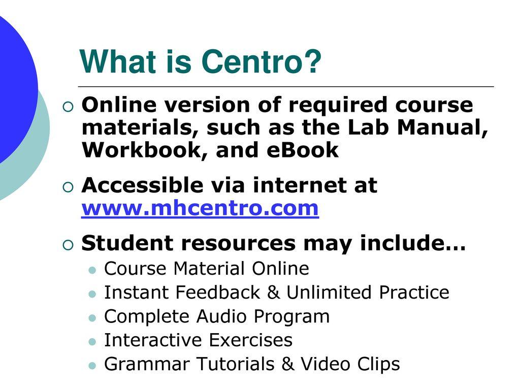Audio visual training manual ebook array centro online lab manuals workbooks u0026 ebooks ppt download rh slideplayer com fandeluxe Images