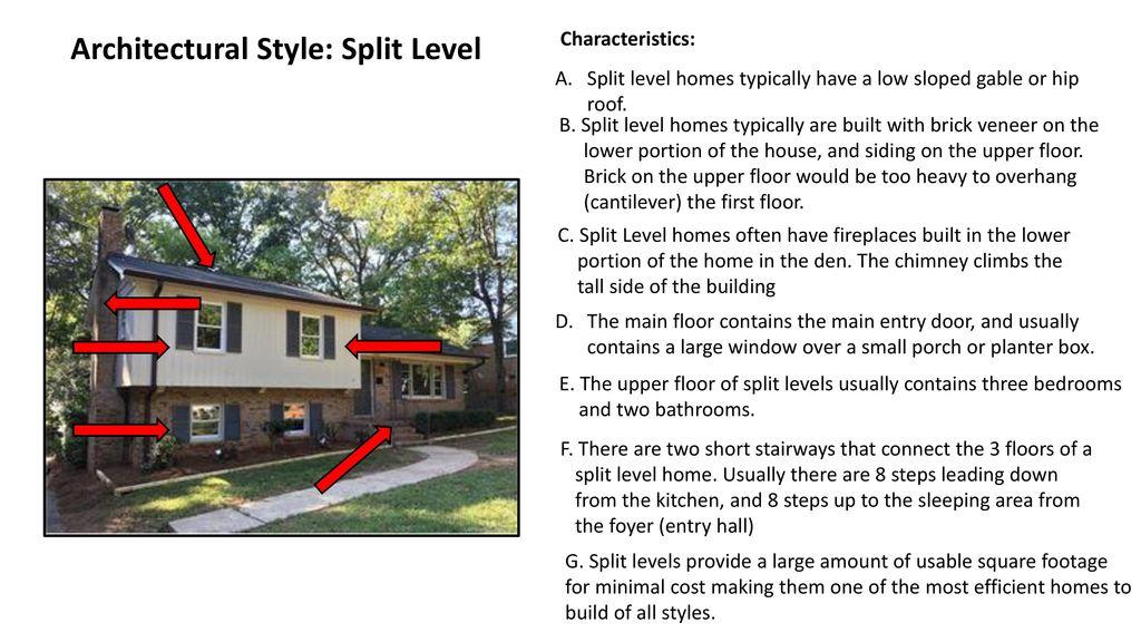 Architectural Styles Project - ppt download on
