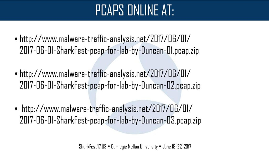 Analyzing Exploit Kit Traffic with Wireshark - ppt download