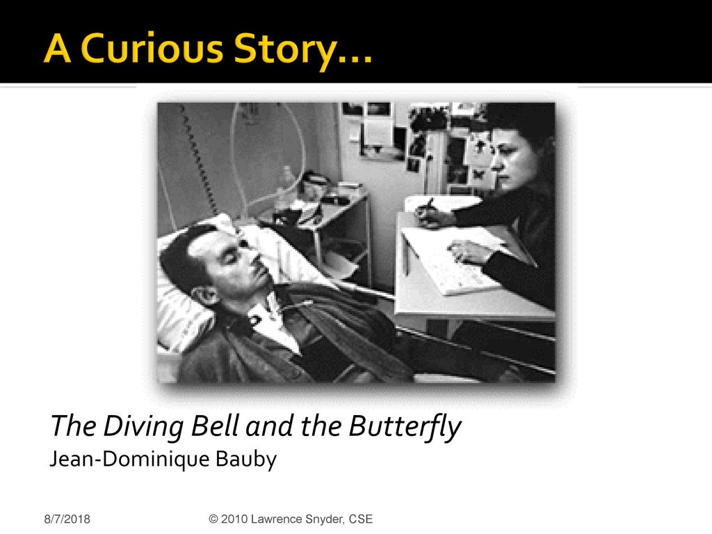 the diving bell and the butterfly themes