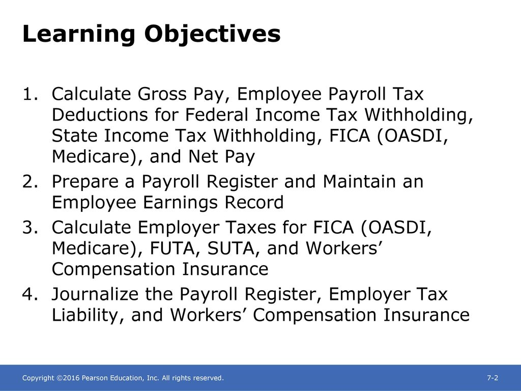 2 Learning Objectives ...