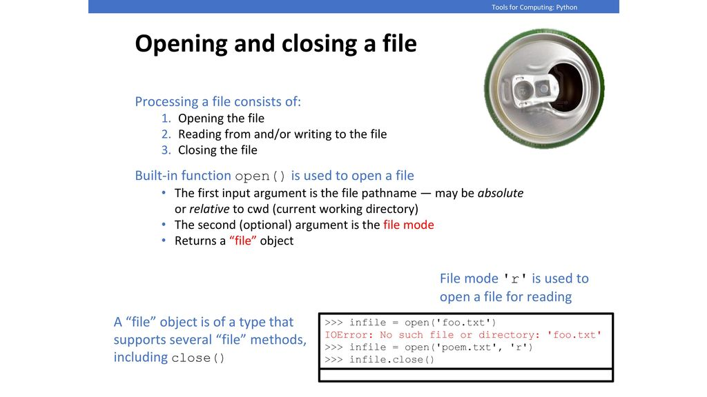 Exceptions and File Input - ppt download