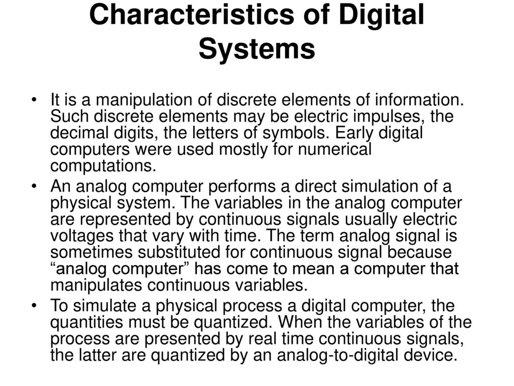 SICS 154 DIGITAL COMPUTER FUNDAMENTAL - ppt download