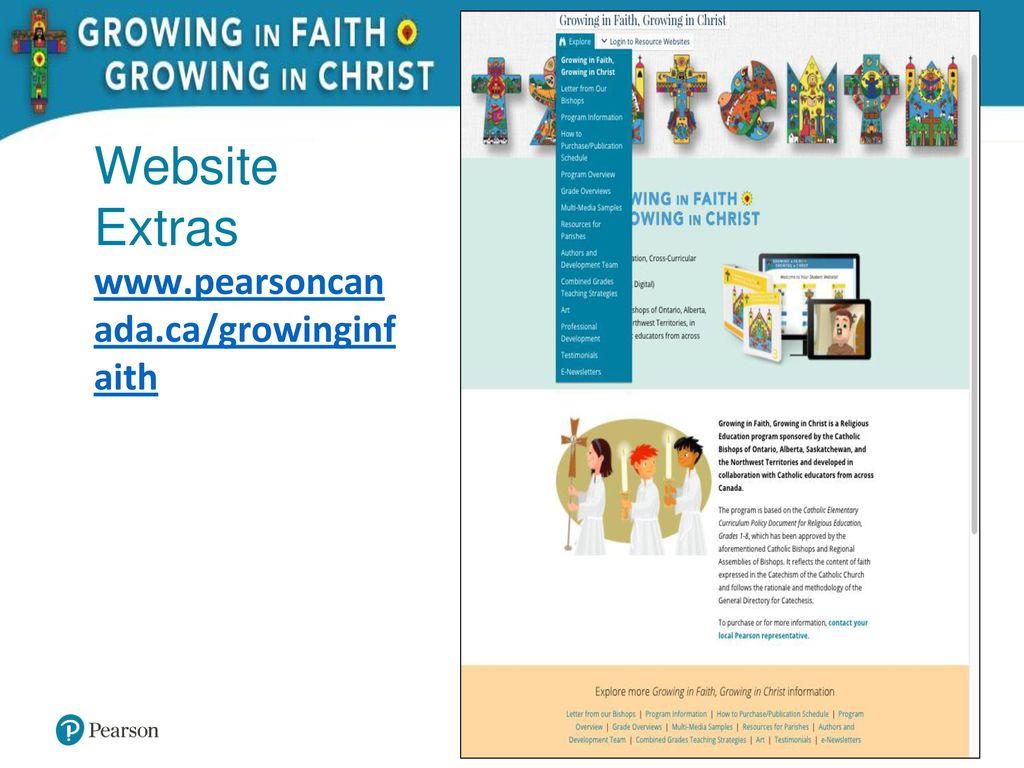 Religious Education Program - ppt download