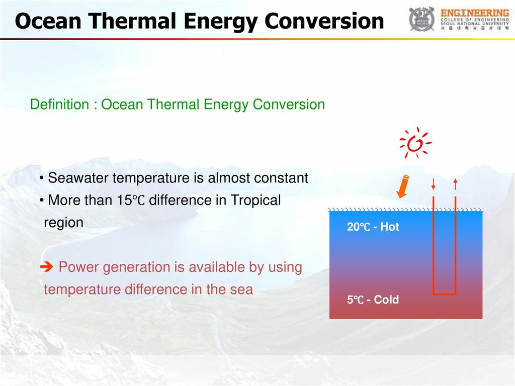 environmental thermal engineering - ppt download