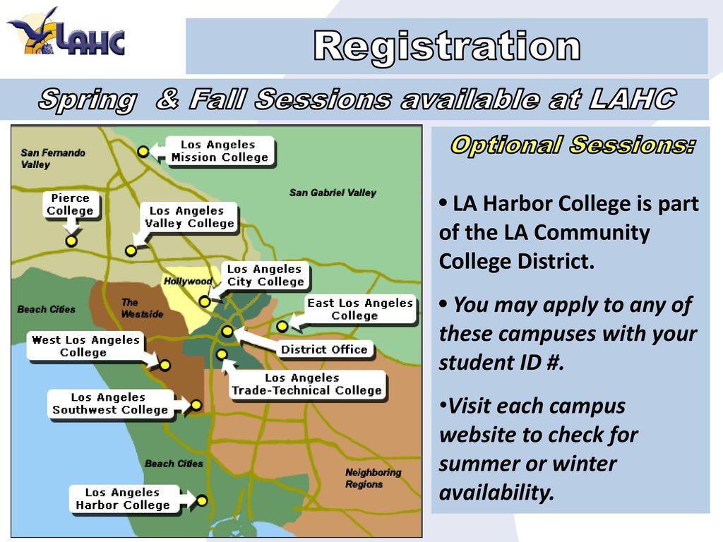Los Angeles Harbor College Student Orientation Ppt Download