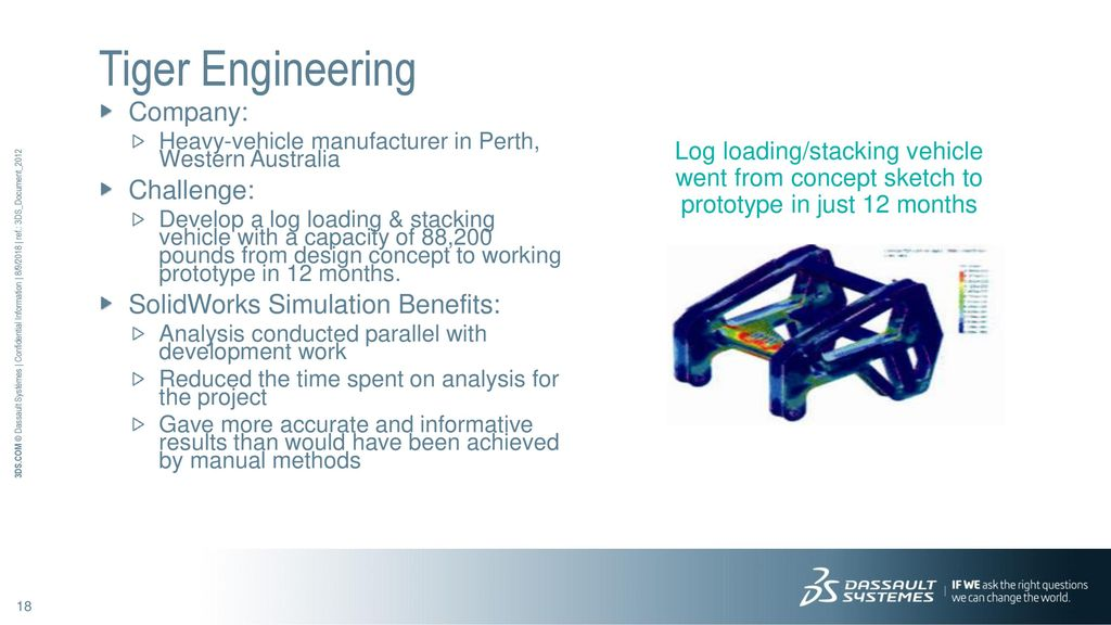 SolidWorks Simulation Case Studies - ppt download