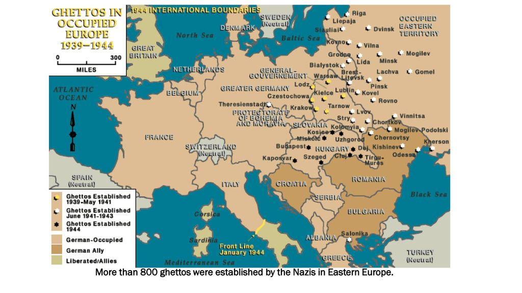 Concentration Camps In Europe Map.Station 5 Types Of Concentration Camps And The Ghettos Ppt Download