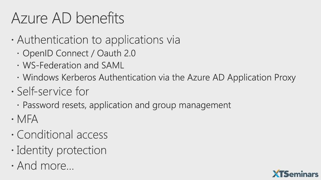 Deep-dive: Azure Active Directory Authentication and Single