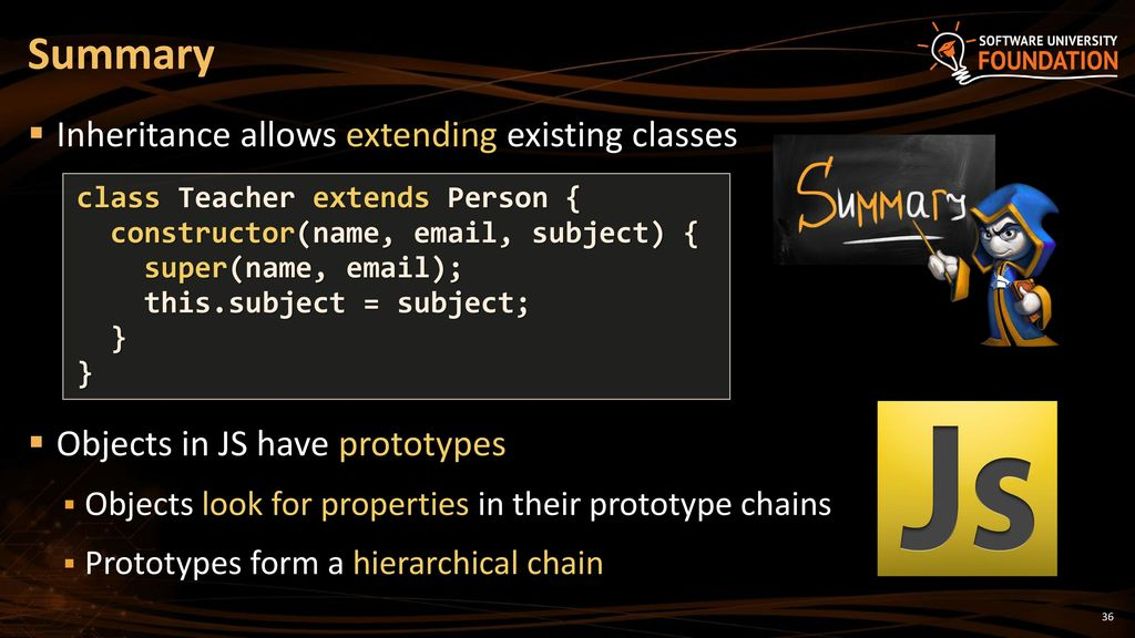 Inheritance and Prototypes - ppt download