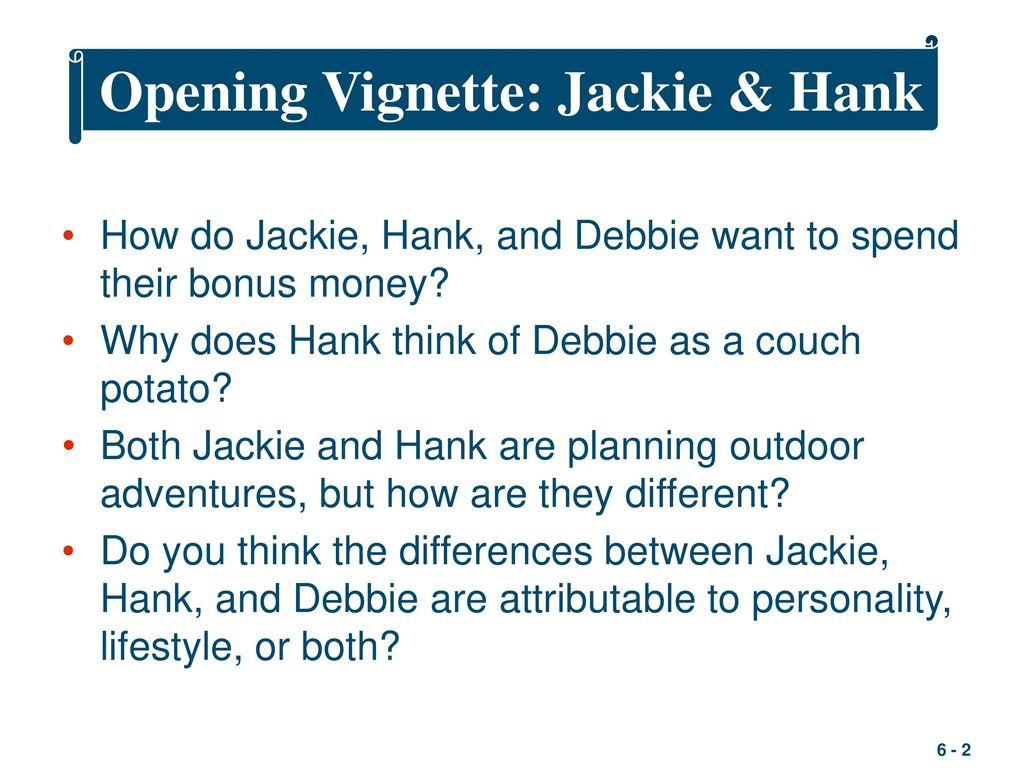 First b jacke hank