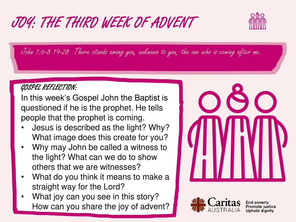 Advent 2017 RESOURCE FOR children\'s liturgy - ppt download