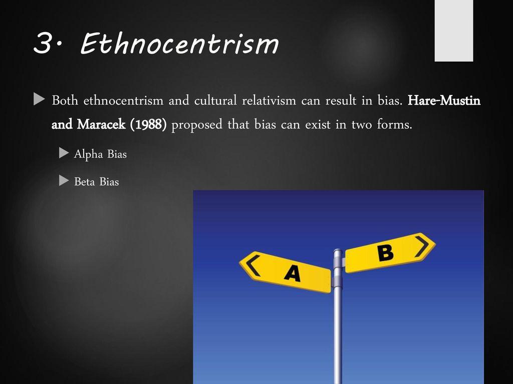 forms of ethnocentrism