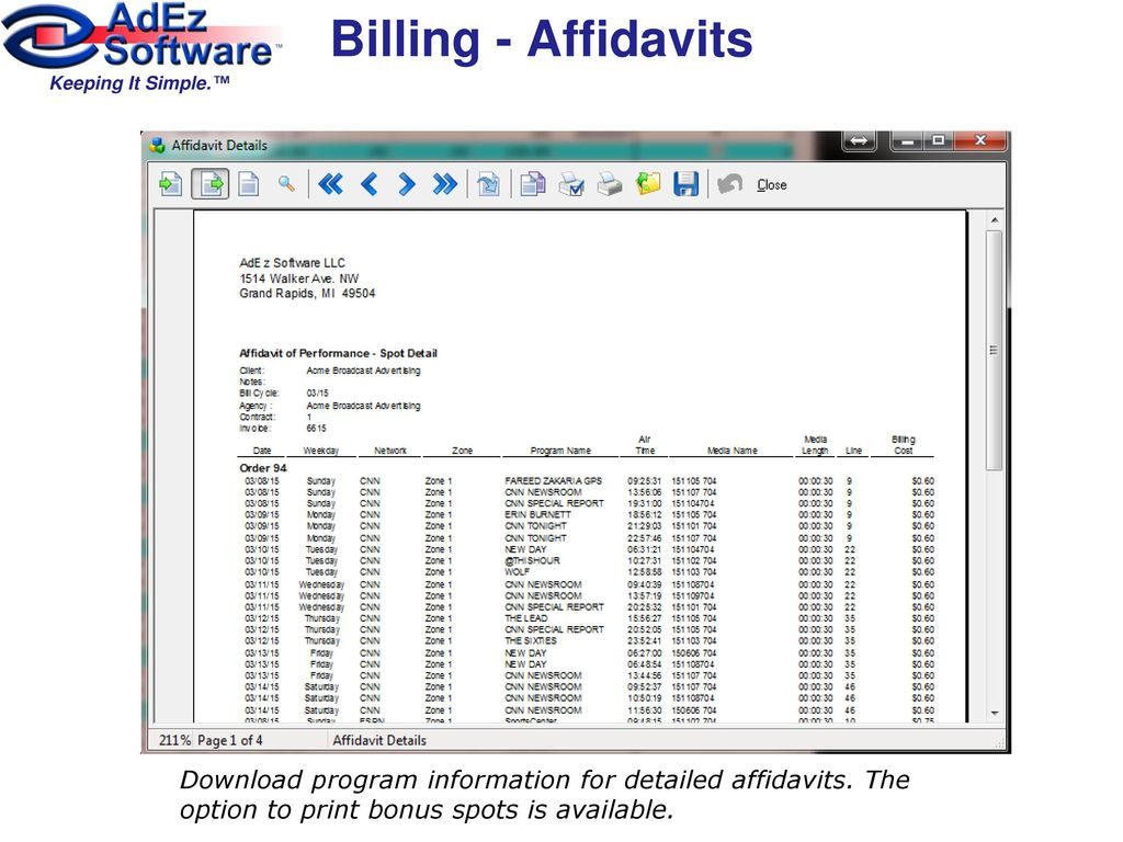 traffic and billing solutions ppt download