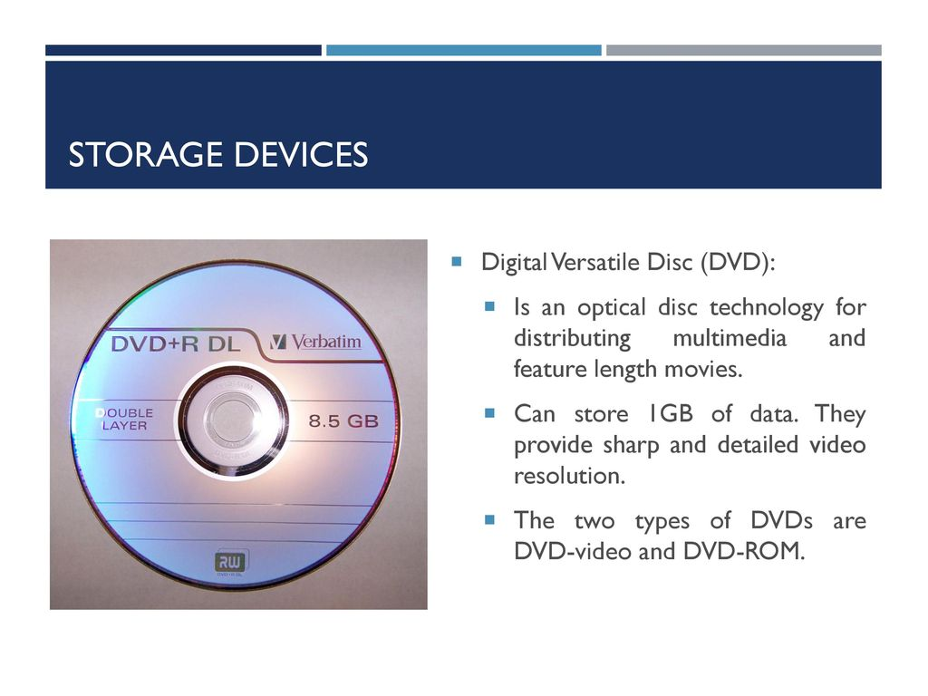 Csc253 Interactive Multimedia Ppt Download Working Of Digital Versatile Disc Dvd Storage Devices