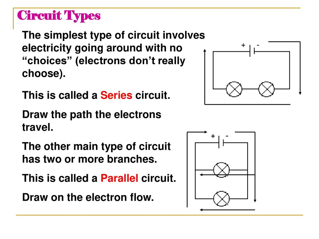 Braniac Video H O Safety Ppt Download Overview Of Series And Parallel Circuits Types Electrical 15 Circuit