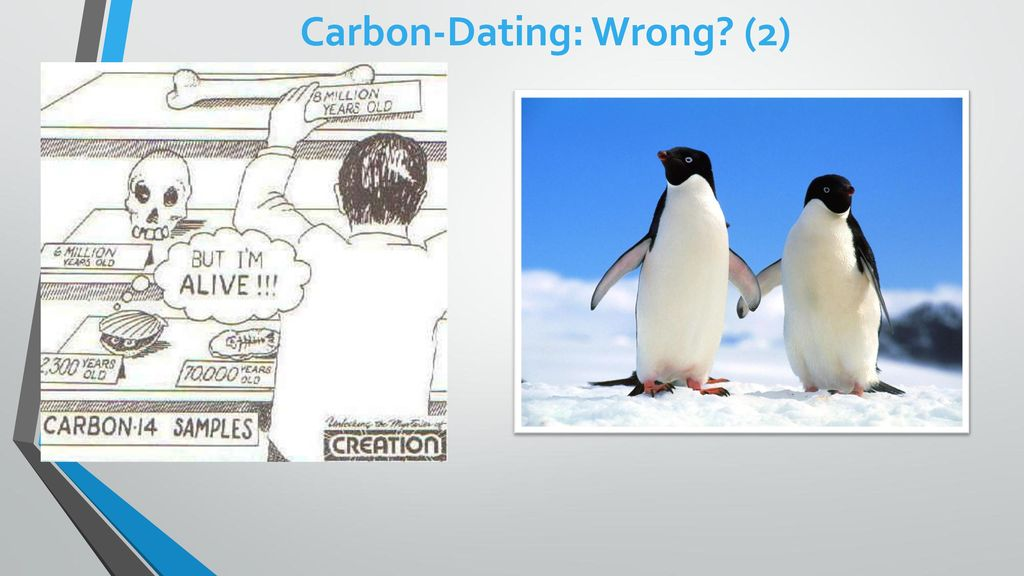 carbon dating wrong