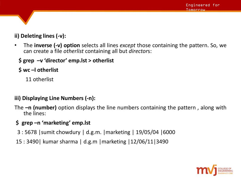 Filters using regular expressions - ppt download
