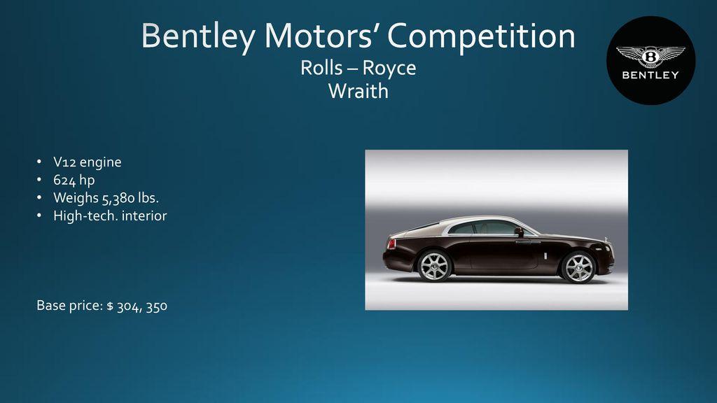 Bentley Continental Gt Ppt Download