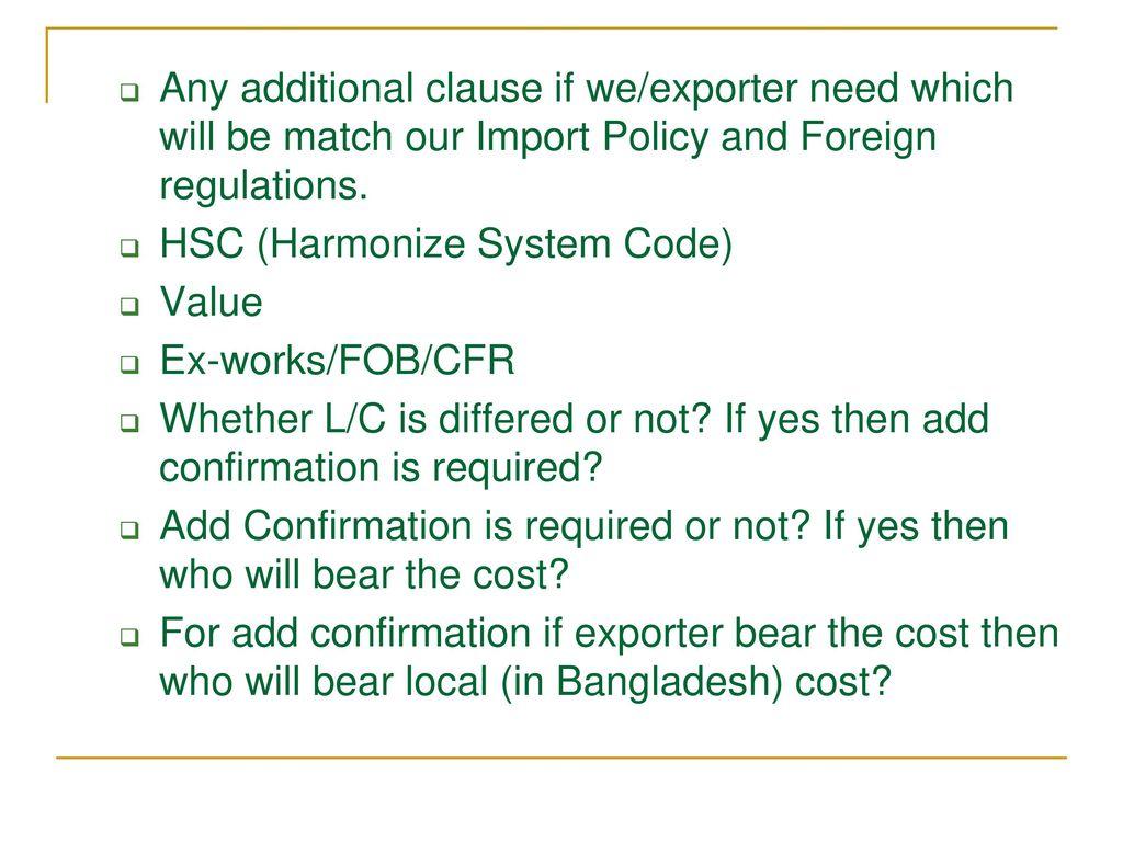 Import Mechanism  - ppt download