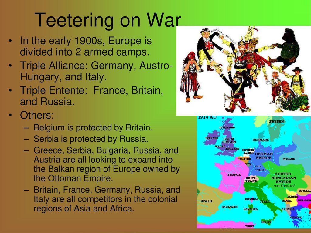 World War I  - ppt download