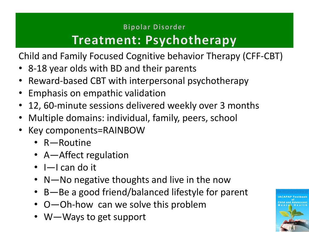 BIPOLAR DISORDER IN CHILDREN AND ADOLESCENTS - ppt download