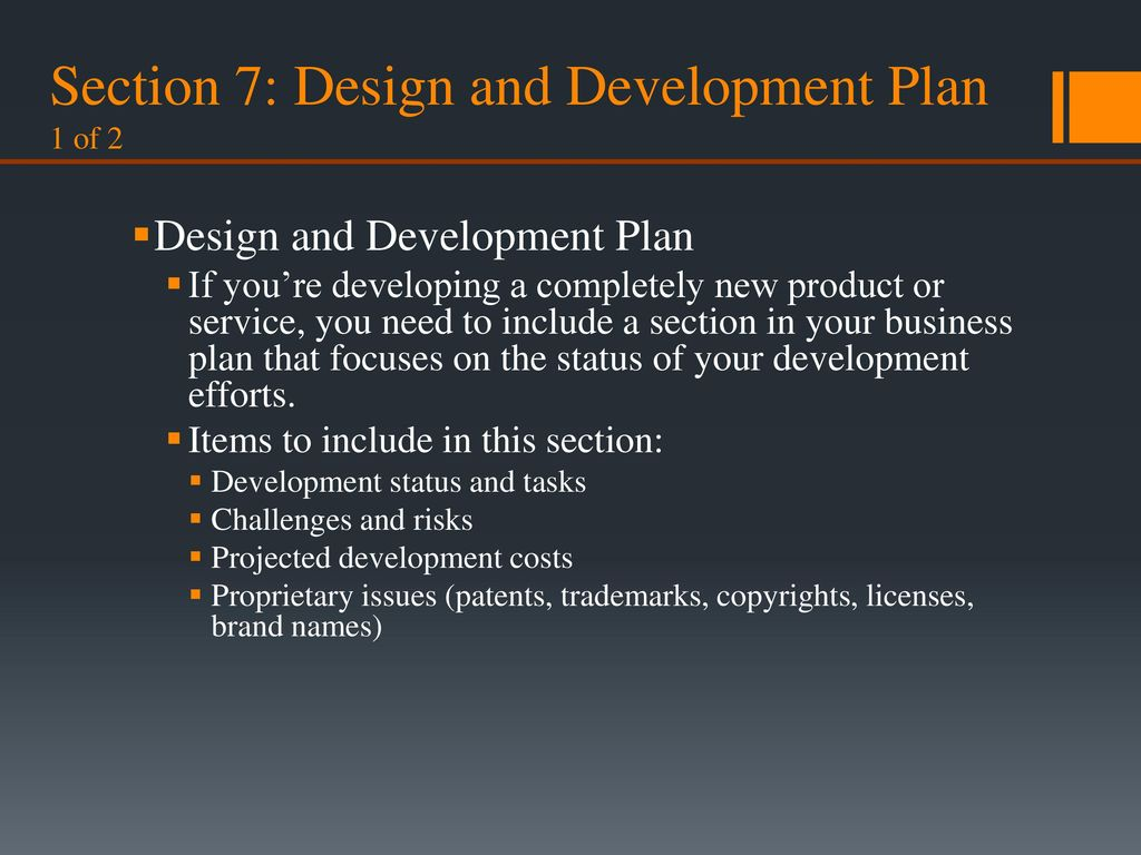 Proprietary issues in business plan no esay