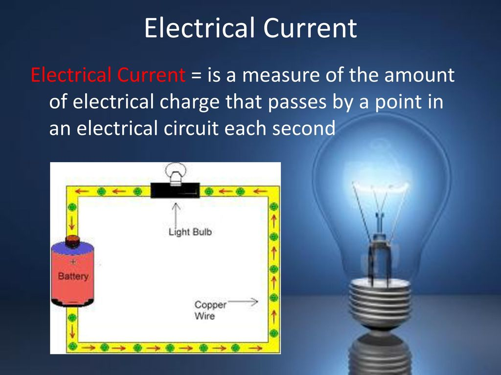 Current Electricity What is Current Electricity? Electrical Circuits ...
