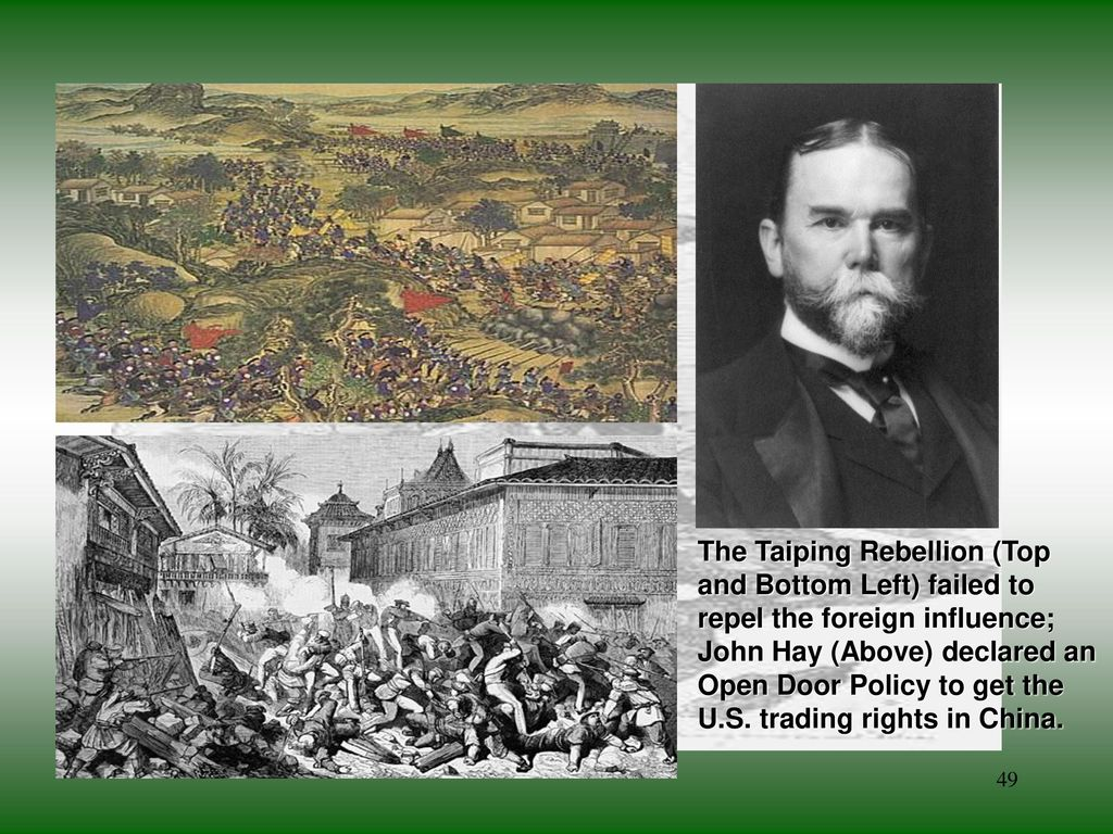 open door policy john hay secretary state 49 the age of imperialism ad ppt download
