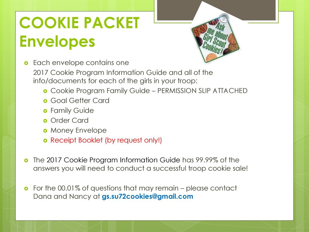 Girl Scouts Heart Of New Jersey 2017 Cookie Program Ppt Download